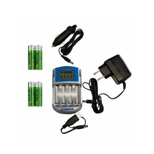 Multi Function Battery Charger:4