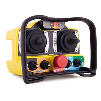Zeus Series Pouch Radio Remote Control