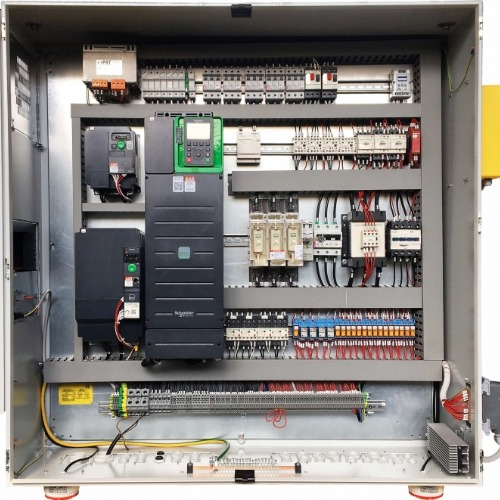 Electric Panels for Over Head Cranes